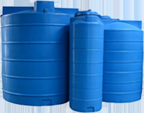 Watertank eenmalig nodig?