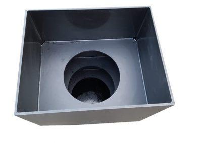 verstevigingsplaten voor watertanks