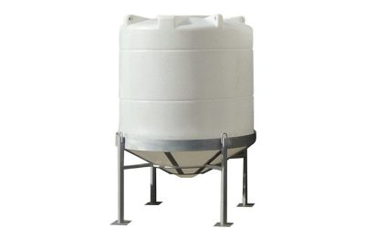 Konische watertanks