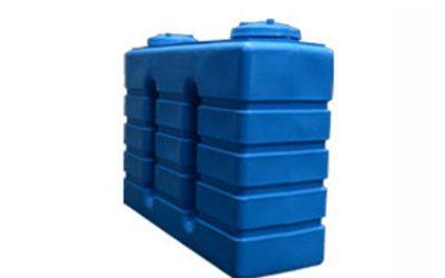 Rechthoekige watertanks
